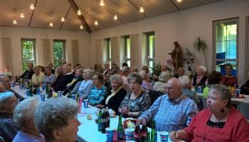 Sommerfest der Carena-Gruppen in Rittmarshausen