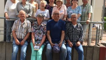 Fairkauf-Laden-Team 2018. Foto: Caritas