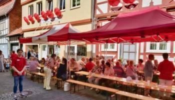 10 Jahre Lorenz-Werthmann-Haus