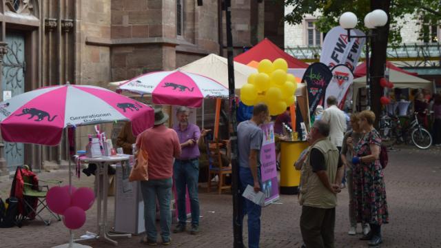 """Freiwilligenmesse """"Engagiert in Göttingen!"""""""
